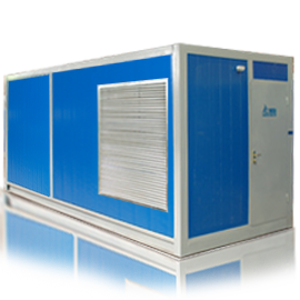 Дизель генератор в блок-контейнере