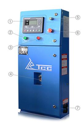 Шкаф управления дизель-генераторных установок серии Проф