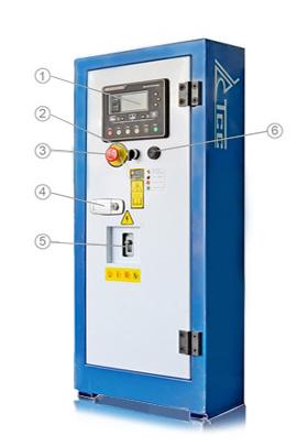 Шкаф управления дизель-генераторных установок серии Стандарт